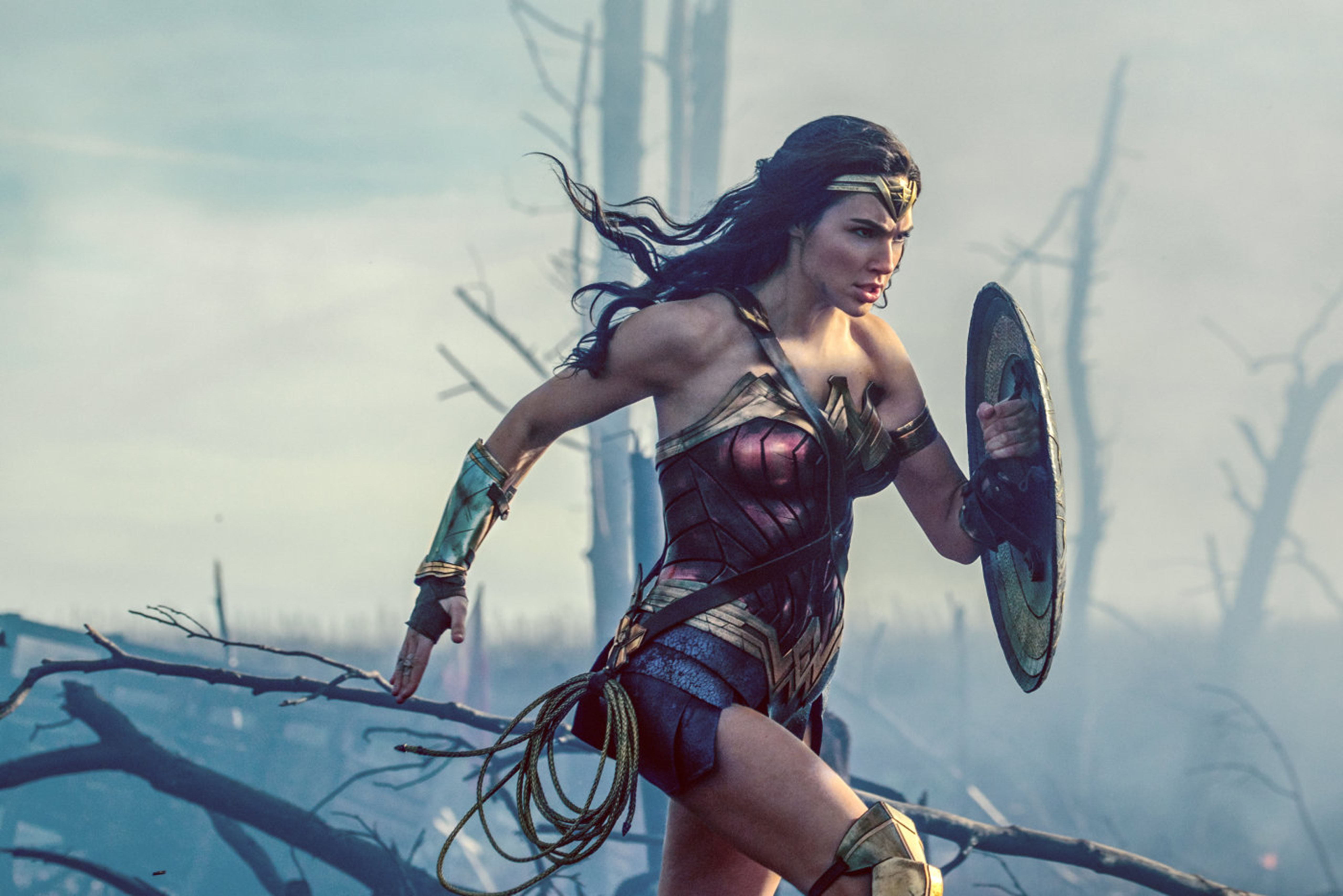 "Hold on to your britches, D.C., because it has been confirmed that filming for ""Wonder Woman 1984"" has begun in Georgetown (Image: WENN.com)"