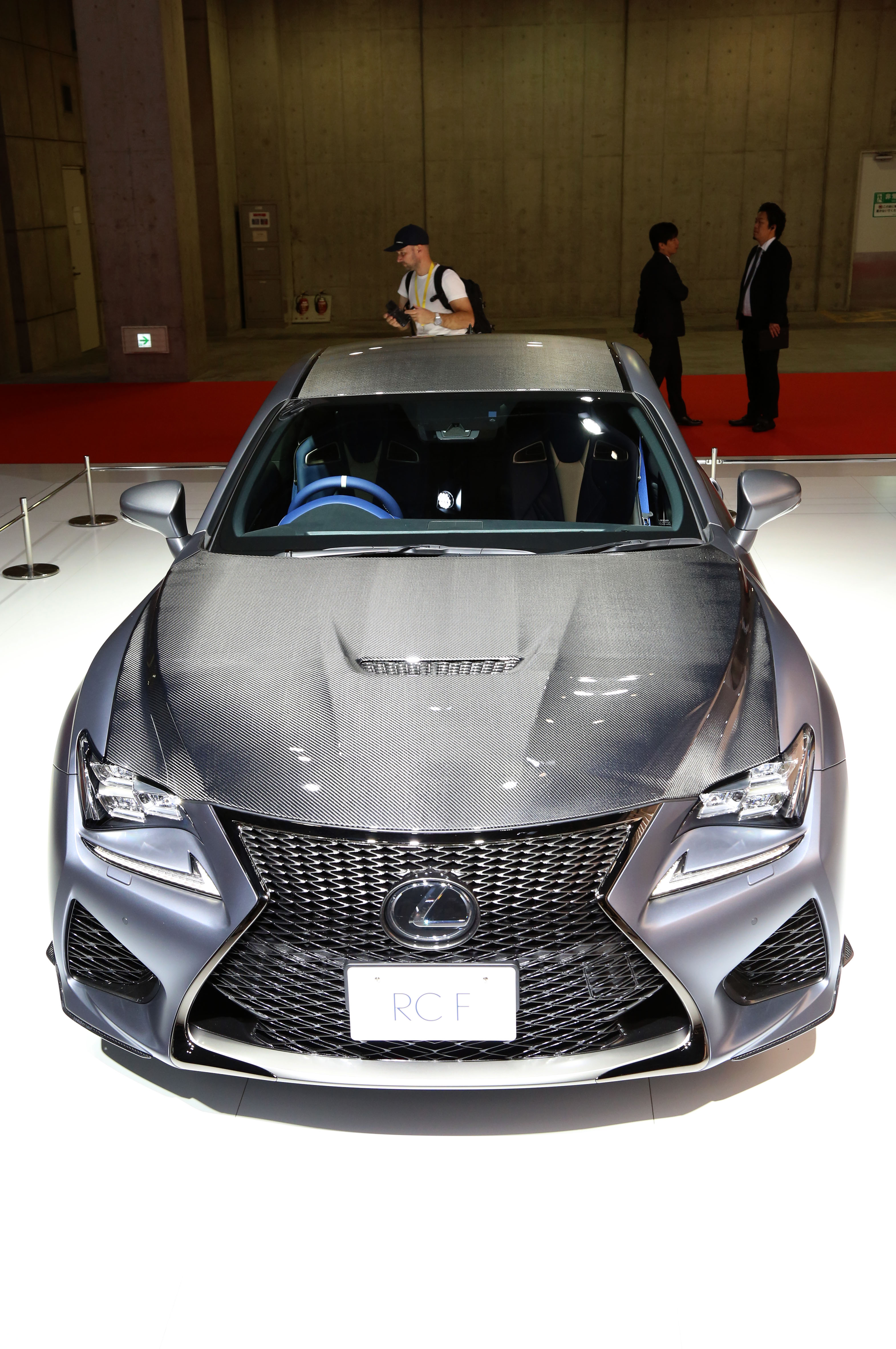 Tokyo Motor Show 2017  Featuring: Lexus RC F Where: Tokyo, Japan When: 25 Oct 2017 Credit: Yukio Tomita/Future Image/WENN.com  **Not available for publication in Germany**
