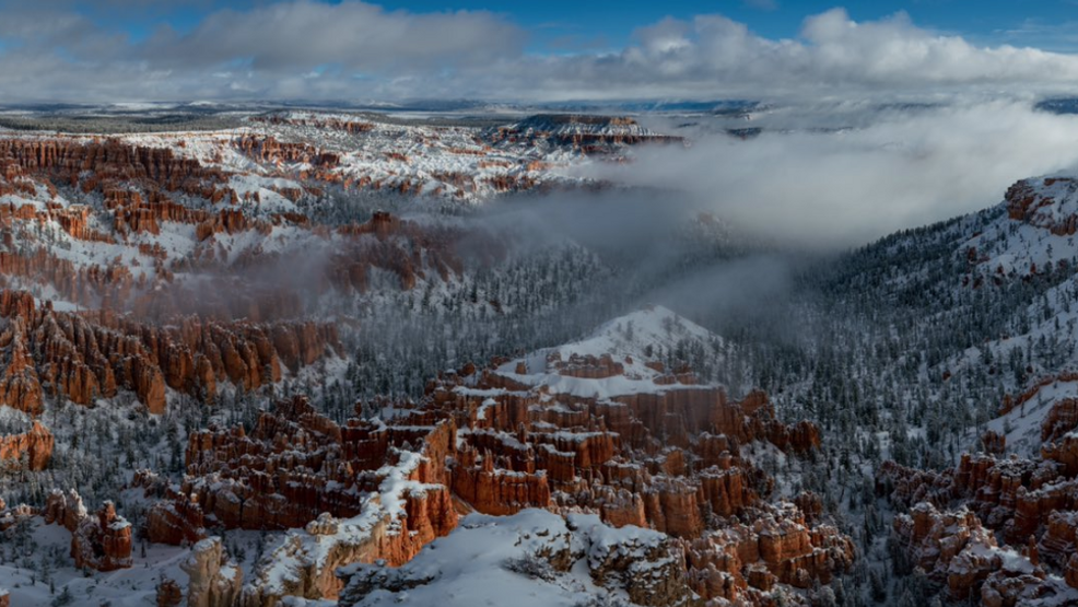 Bryce Canyon added to growing list of state, national parks closing amid pandemic