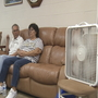 Cooling centers help provide relief from scorching temperatures