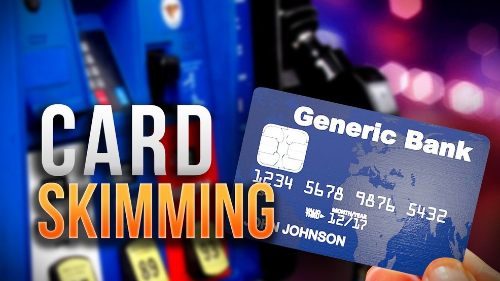Credit card skimmers found at Kettleman City gas station   KMPH