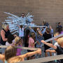 Kids Duct Tape Principal To Wall As Reward
