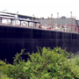 Last barge built by Zidell Marine makes its way out