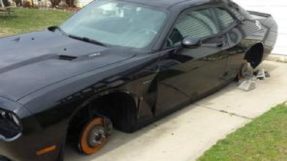 Man Sees His Stolen Rims For Sale In Craigslist Ad Calls Police Wjla
