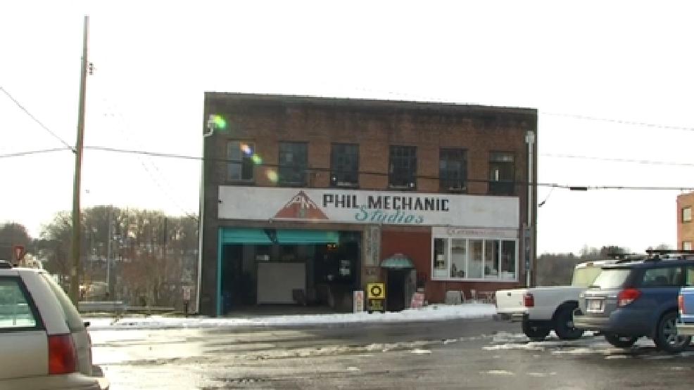 West Asheville S Phil Mechanic Building Sold To Developer