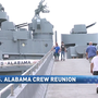 U.S.S. Alabama crew reunion