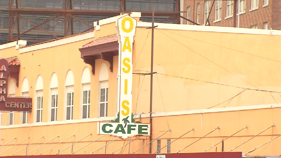 Oasis Cafe failed its latest health inspection conducted be the Metro Health Department (News 4 San Antonio)<p></p>