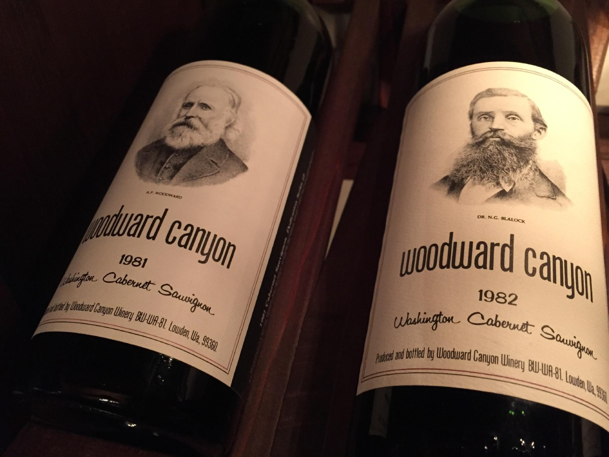 1981 was Woodward Canyon's first vintage. (Image: Frank Guanco)