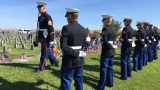Idaho State Veterans Cemetery honors nation's fallen heroes