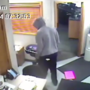 Surveillance footage shows robbery at Mutual First Credit Union; police look for robber