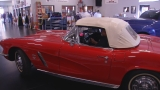 Famed classic car collection headed to auction after closing of Central Ohio museum