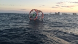 Adventurer faces jail time after Coast Guard ends journey inside 'ocean bubble'