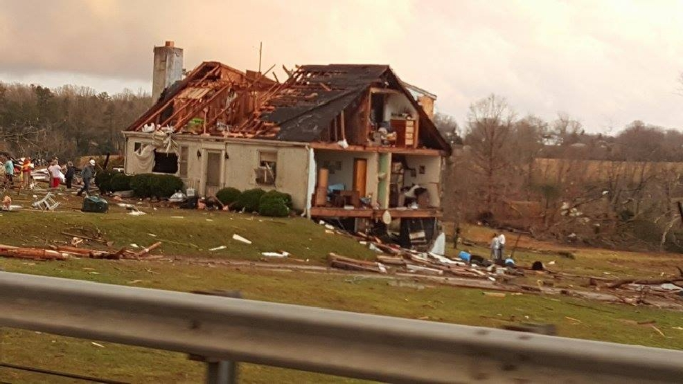 Sheriff confirms fatality in appomattox from tornado wset for M and m motors appomattox