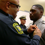 Badge Day for 108th CPD Recruit Class