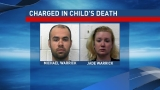 Police charge parents in death of 3-month old baby in Fayette County
