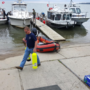 Huron County Sheriff: Search for missing kayaker to resume Monday