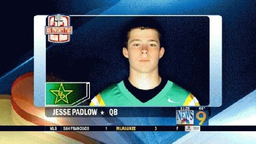 Preseason Big 22 - Jesse Padlow