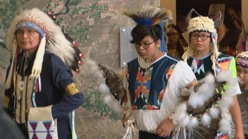 Dancers, drummers demonstrate tribal dance heritage at REACH museum