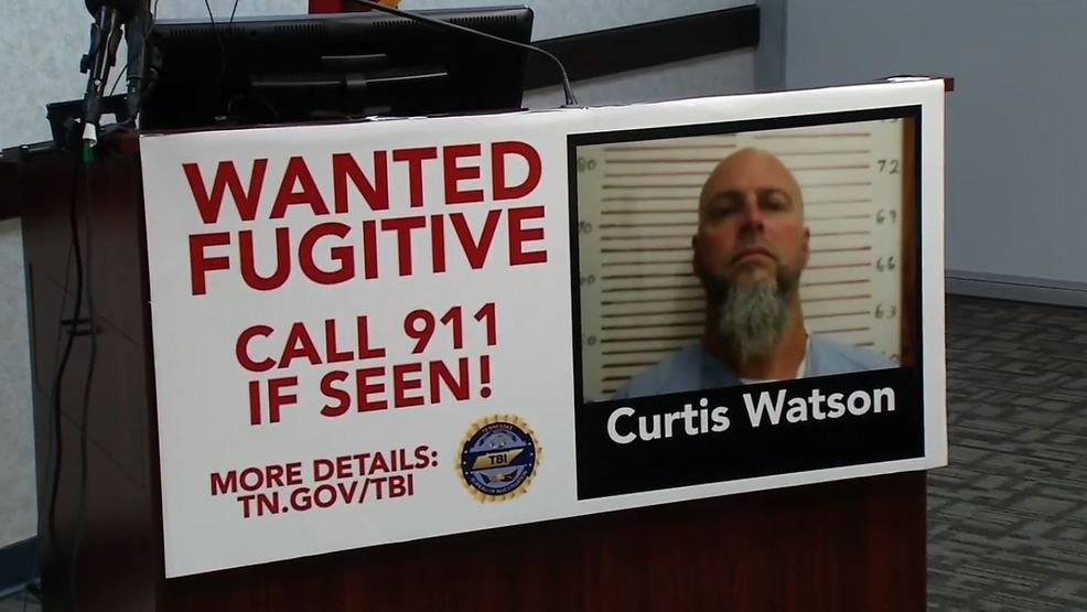 Escaped Tennessee inmate, now murder suspect 'could be anywhere