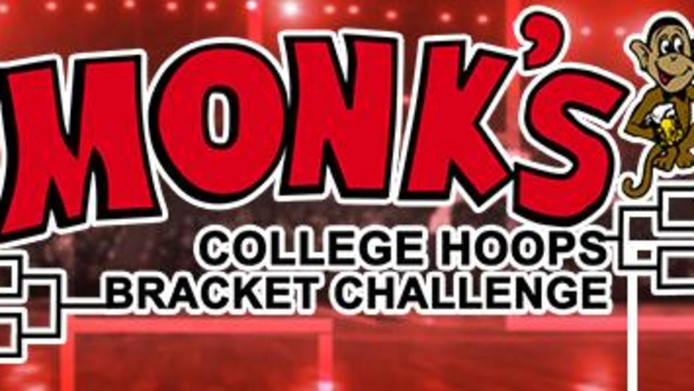 Monk's Bar & Grill's College Hoops Bracket Challenge