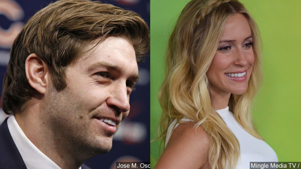 Couple Kristin Cavallari, Jay Cutler getting divorced after 10 years together