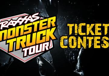 Traxxas Monster Truck Tour Ticket Contest
