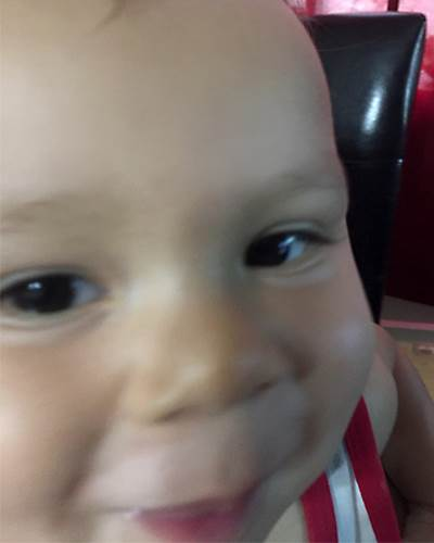 Jerriah Comans has been missing since June 28, 2017. He is 10 months old, has brown hair and brown eyes. He is about 2' tall and weighs around 30 pounds. (National Center for Missing and Exploited Children)