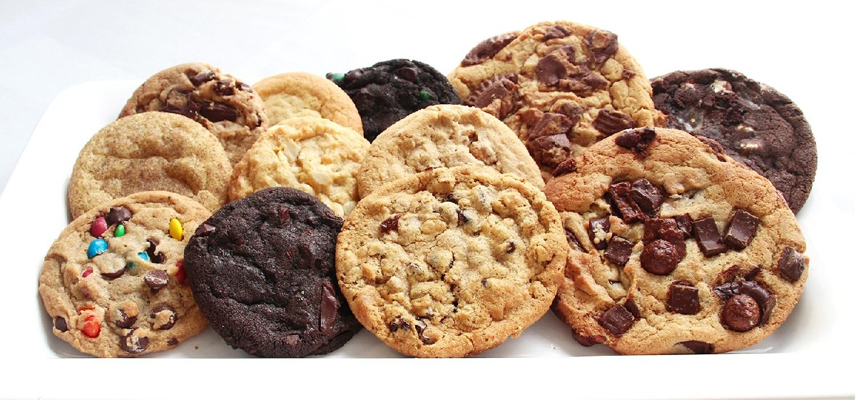 Insomnia Cookies: The company's Queen City location delivers to University of Cincinnati and surrounding areas. Place an order online or check 'em out at 216 Calhoun St. (45219).  --  Image courtesy of Insomnia Cookies