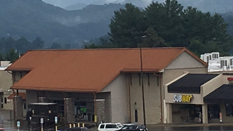 Lightning damages AC system in Haywood County health building