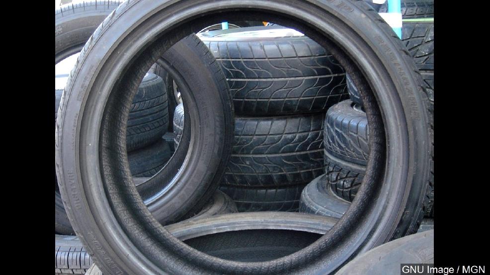 michigan awards   grants  scrap tire cleanups wwmt