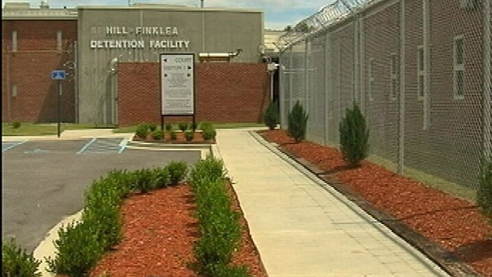 Facility adult county will detention