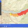 Multnomah County monitors evacuations on interactive map