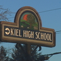 Kiel High School students react to reported gunshots
