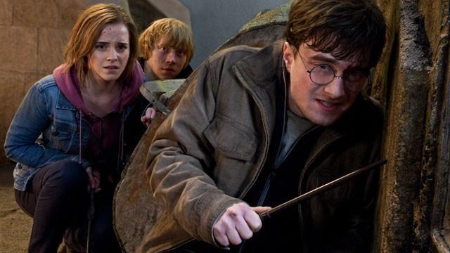 Harry Potter and the Deathly Hallows %u2013 Part 2 grossed a worldwide total of $1,341,511,219 - the highest-grossing film in the Harry Potter franchise. It became the ninth film in cinematic history and the second in 2011 to surpass the $1 billion mark.