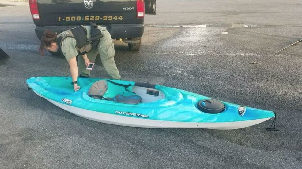 Authorities searching chesapeake bay after finding empty for Best fishing kayak under 800